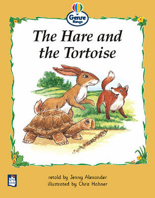 The hare and the tortoise Genre Beginner stage Traditional Tales Book 2 by Jenny Alexander