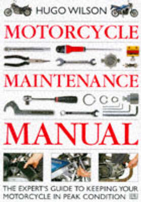 Motorcycle & Scooter Maintenance Manual by Hugo Wilson