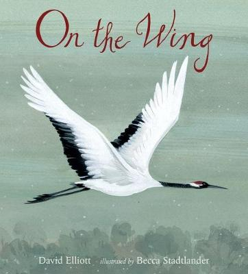 On the Wing by Elliott David