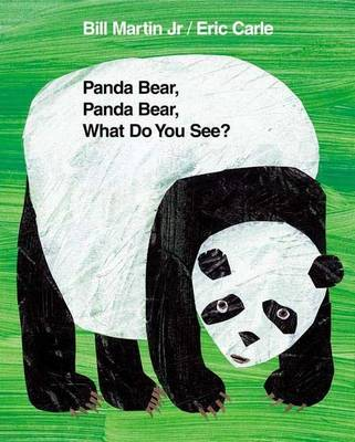 Panda Bear, Panda Bear, What Do You See? by Bill Martin