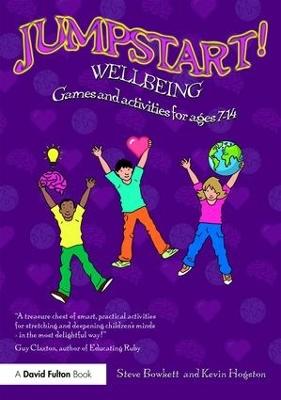 Jumpstart! Wellbeing by Steve Bowkett