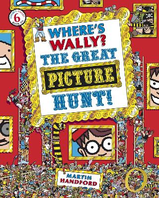 Where's Wally? #6 The Great Picture Hunt by Martin Handford