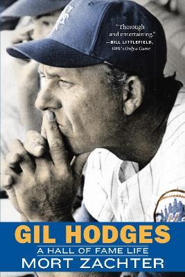 Gil Hodges by Mort Zachter