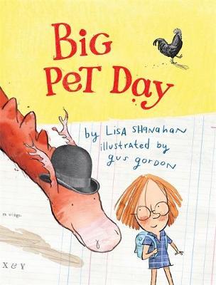 Big Pet Day by Lisa Shanahan