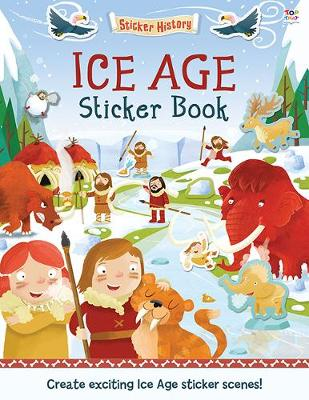 Ice Age Sticker Book by Joshua George