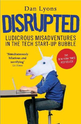 Disrupted book