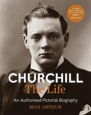 Churchill: The Life book