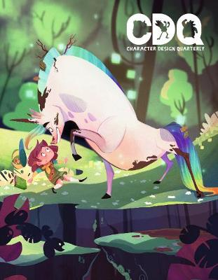 Character Design Quarterly 12 book