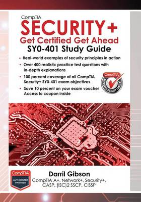Comptia Security+ by Darril Gibson
