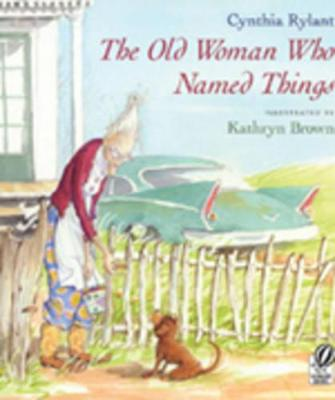 Old Woman Who Named Things book