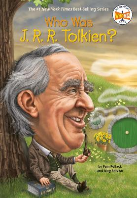Who Was J.R.R. Tolkein? by Pamela D. Pollack