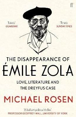 Disappearance of Emile Zola book