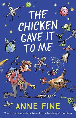 Chicken Gave it to Me book