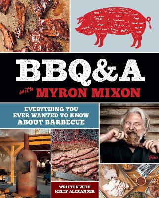 BBQ&A with Myron Mixon: Everything You Ever Wanted to Know About Barbecue by Myron Mixon