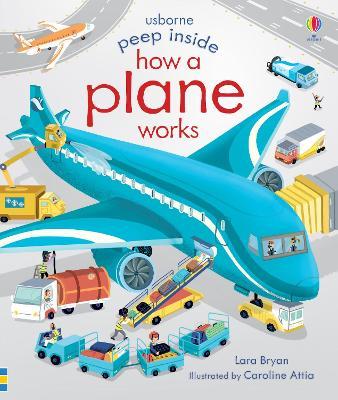 Peep Inside How a Plane Works book