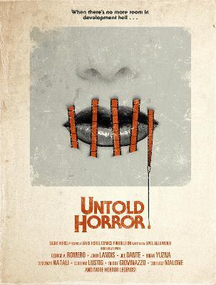 Untold Horror book