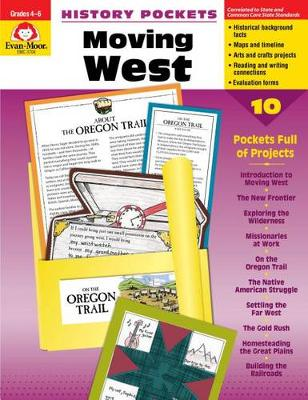 Moving West Grade 4-6+ book