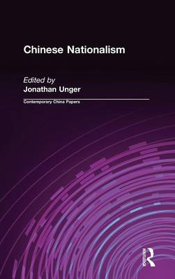 Chinese Nationalism by Jonathan Unger