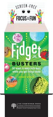 Fidget Busters 50 Ways to Keep Kids Busy While You Get Things Done: 6 Pack by Donna Bozzo