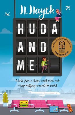 Huda and Me book