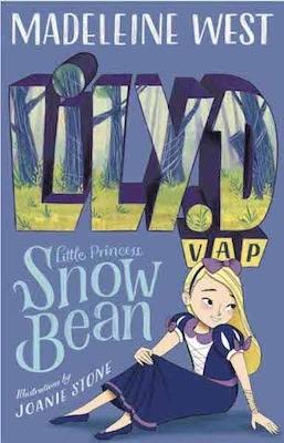 Lily D V.A.P: Little Princess Snow-Bean book