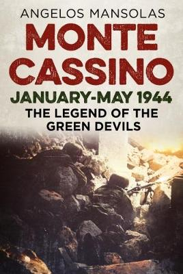 Monte Cassino January-May 1944 by Angelos Mansolas