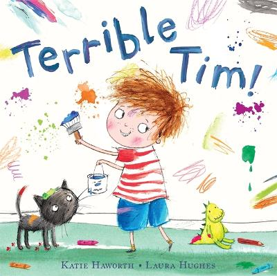 Terrible Tim book