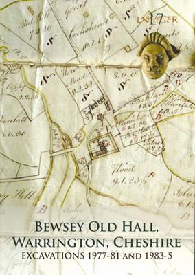 Bewsey Old Hall, Warrington, Cheshire by Jennifer Lewis
