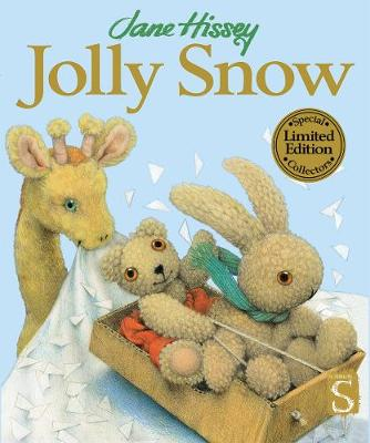 Jolly Snow book