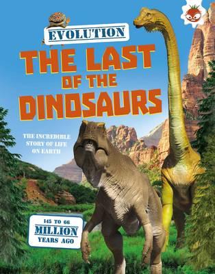 #3 The Last of the Dinosaurs by Matthew Rake