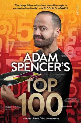 Adam Spencer's Top 100 (B+ format) book