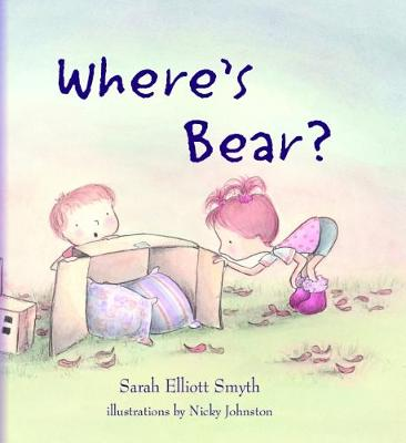 Where's Bear book