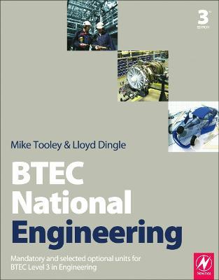 BTEC National Engineering book