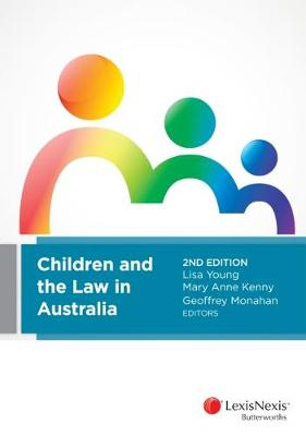 Children and the Law in Australia book