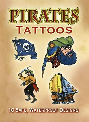 Pirates Tattoos by Steven James Petruccio