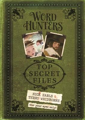 Word Hunters: Top Secret Files book
