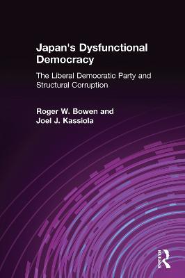 Japan's Dysfunctional Democracy book