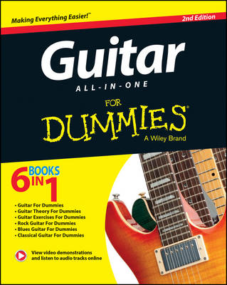 Guitar All-In-One For Dummies book