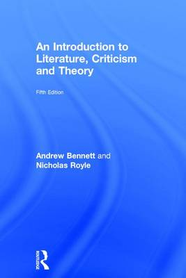 Introduction to Literature, Criticism and Theory book