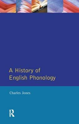 History of English Phonology book
