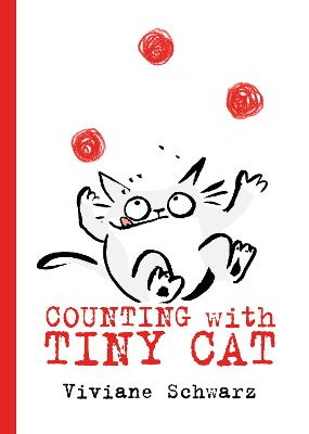 Counting with Tiny Cat by Silvia Viviane Schwarz