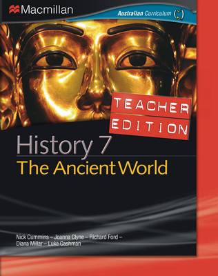Macmillan History 7 - the Ancient World by Joanna Clyne