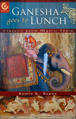 Ganesha Goes To Lunch book