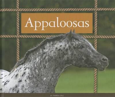 Appaloosas by Pamela Dell