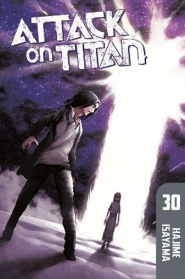 Attack On Titan 30 book