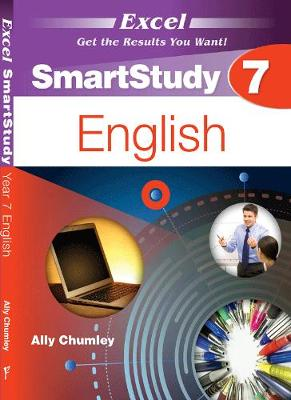 Excel Smartstudy - English Year 7 book