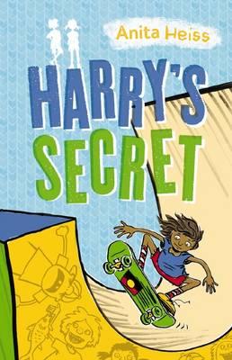 Harry's Secret book