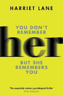 Her by Harriet Lane