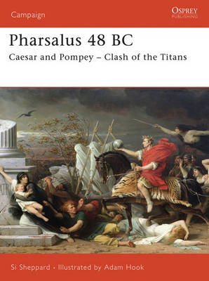 Pharsalus 48 BC by Simon Sheppard