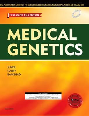 Medical Genetics: First South Asia Edition by Lynn B. Jorde